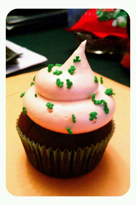 St. Patrick's Day Cakes